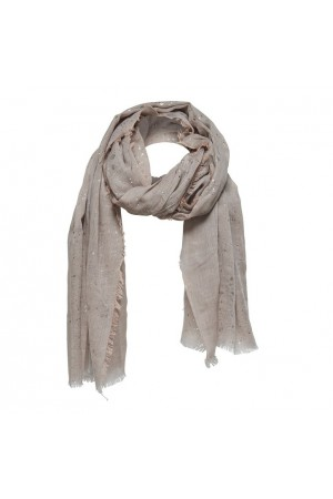 Foulard silver Only