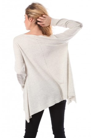 Pull Orpha gris - Why Not