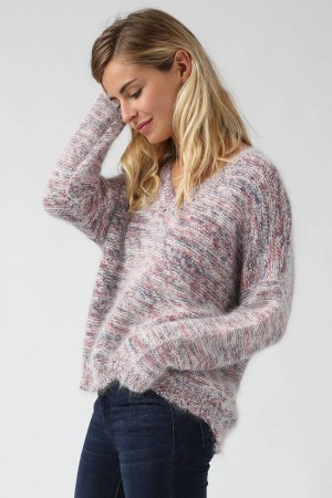 Pull Tal rose - Sweewe
