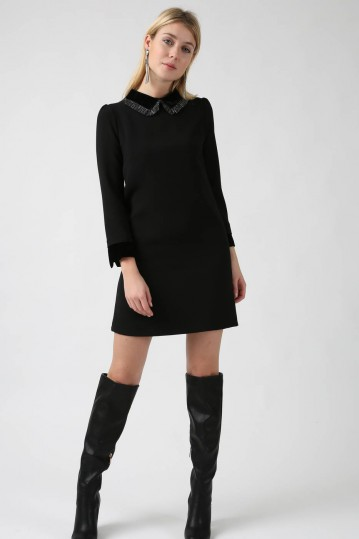 Robe Griotte noire - Opullence