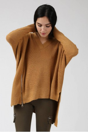 Pull Rose ocre - Miss K