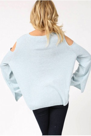 Pull Ring bleu - Sweewe