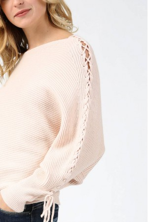 Pull Yael rose - Sweewe