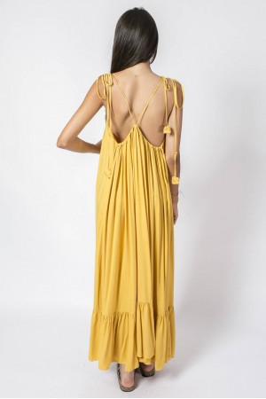Robe Marly jaune