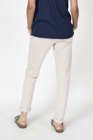Pantalon de jogging rose