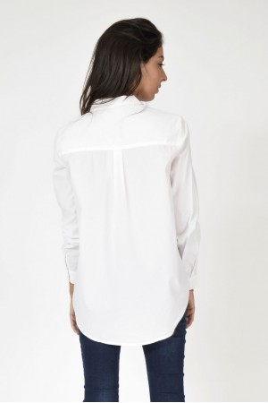 Chemise Doris blanche - Only